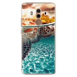 Plastové pouzdro iSaprio - Turtle 01 - Huawei Mate 10 Pro