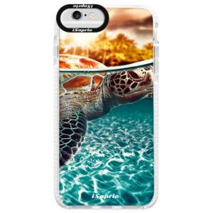 Silikonové pouzdro Bumper iSaprio - Turtle 01 - iPhone 6 Plus/6S Plus