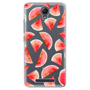 Plastové pouzdro iSaprio - Melon Pattern 02 - Xiaomi Redmi Note 2