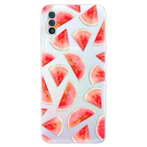 Odolné silikonové pouzdro iSaprio - Melon Pattern 02 - Samsung Galaxy A50