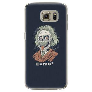 Plastové pouzdro iSaprio - Einstein 01 - Samsung Galaxy S6