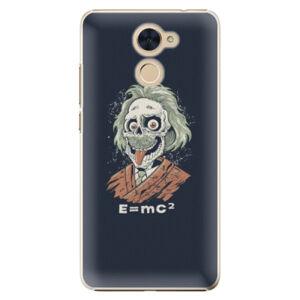 Plastové pouzdro iSaprio - Einstein 01 - Huawei Y7 / Y7 Prime