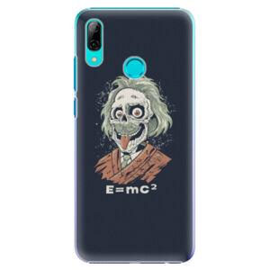 Plastové pouzdro iSaprio - Einstein 01 - Huawei P Smart 2019