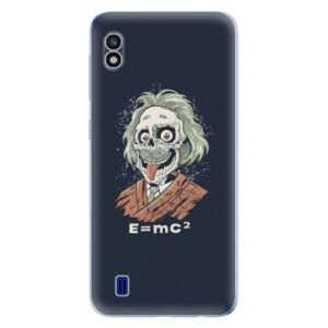 Odolné silikonové pouzdro iSaprio - Einstein 01 - Samsung Galaxy A10