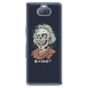Plastové pouzdro iSaprio - Einstein 01 - Sony Xperia 10 Plus
