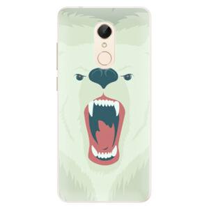 Silikonové pouzdro iSaprio - Angry Bear - Xiaomi Redmi 5