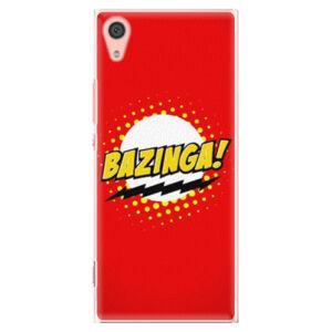 Plastové pouzdro iSaprio - Bazinga 01 - Sony Xperia XA1