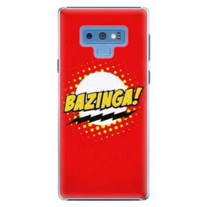 Plastové pouzdro iSaprio - Bazinga 01 - Samsung Galaxy Note 9