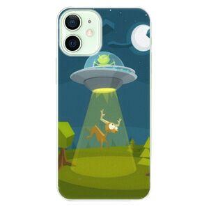 Plastové pouzdro iSaprio - Alien 01 - iPhone 12 mini