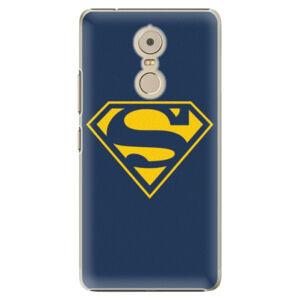 Plastové pouzdro iSaprio - Superman 03 - Lenovo K6 Note