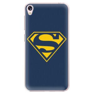 Plastové pouzdro iSaprio - Superman 03 - Asus ZenFone Live ZB501KL