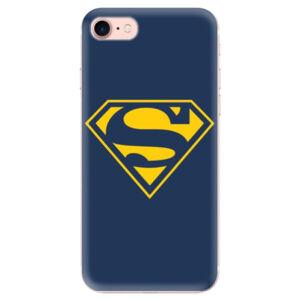 Odolné silikonové pouzdro iSaprio - Superman 03 - iPhone 7