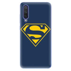 Odolné silikonové pouzdro iSaprio - Superman 03 - Xiaomi Mi 9 Lite