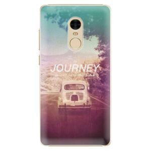 Plastové pouzdro iSaprio - Journey - Xiaomi Redmi Note 4