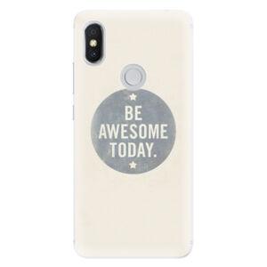 Silikonové pouzdro iSaprio - Awesome 02 - Xiaomi Redmi S2