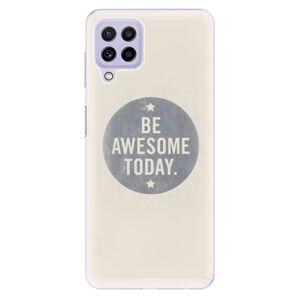 Odolné silikonové pouzdro iSaprio - Awesome 02 - Samsung Galaxy A22