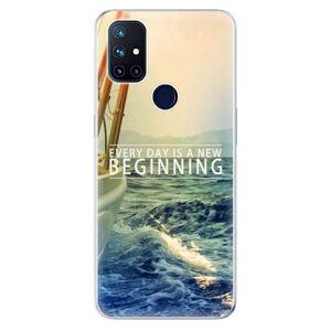 Odolné silikonové pouzdro iSaprio - Beginning - OnePlus Nord N10 5G