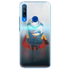 Plastové pouzdro iSaprio - Mimons Superman 02 - Huawei Honor 9X