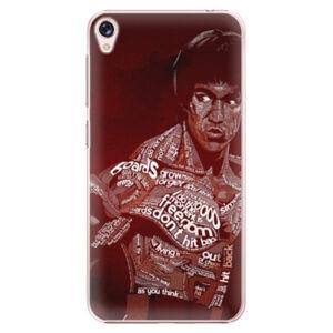 Plastové pouzdro iSaprio - Bruce Lee - Asus ZenFone Live ZB501KL