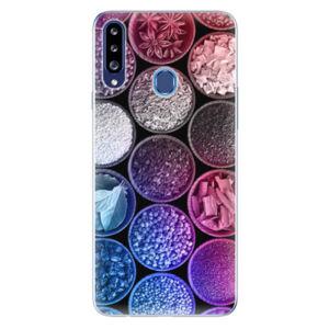 Odolné silikonové pouzdro iSaprio - The Spice of Life - Samsung Galaxy A20s
