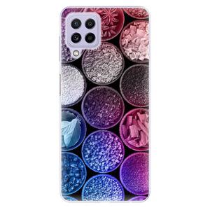 Odolné silikonové pouzdro iSaprio - The Spice of Life - Samsung Galaxy A22