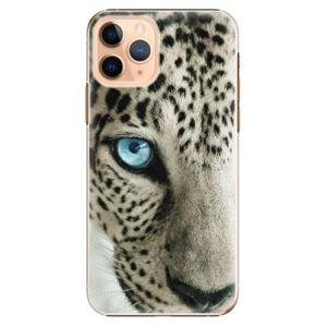 Plastové pouzdro iSaprio - White Panther - iPhone 11 Pro