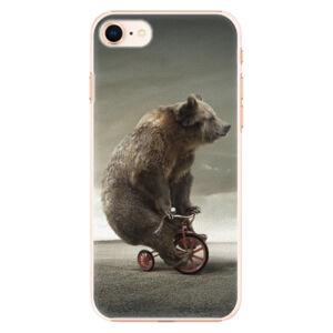 Plastové pouzdro iSaprio - Bear 01 - iPhone 8