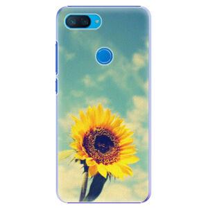 Plastové pouzdro iSaprio - Sunflower 01 - Xiaomi Mi 8 Lite