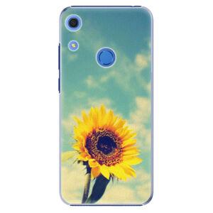 Plastové pouzdro iSaprio - Sunflower 01 - Huawei Y6s