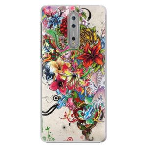 Plastové pouzdro iSaprio - Tattoo 01 - Nokia 8