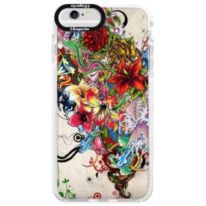 Silikonové pouzdro Bumper iSaprio - Tattoo 01 - iPhone 6/6S