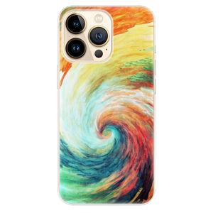 Odolné silikonové pouzdro iSaprio - Modern Art 01 - iPhone 13 Pro