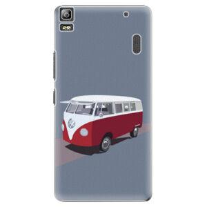 Plastové pouzdro iSaprio - VW Bus - Lenovo A7000