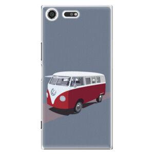 Plastové pouzdro iSaprio - VW Bus - Sony Xperia XZ Premium