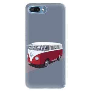 Silikonové pouzdro iSaprio - VW Bus - Huawei Honor 10