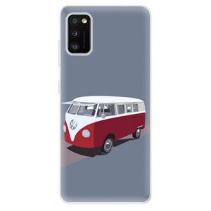 Odolné silikonové pouzdro iSaprio - VW Bus - Samsung Galaxy A41