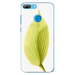 Plastové pouzdro iSaprio - Green Leaf - Huawei Honor 9 Lite