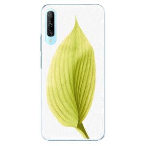 Plastové pouzdro iSaprio - Green Leaf - Huawei P Smart Pro
