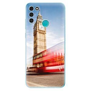 Odolné silikonové pouzdro iSaprio - London 01 - Honor 9A