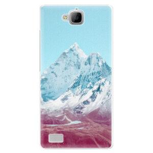 Plastové pouzdro iSaprio - Highest Mountains 01 - Huawei Honor 3C
