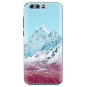Plastové pouzdro iSaprio - Highest Mountains 01 - Huawei Honor 9