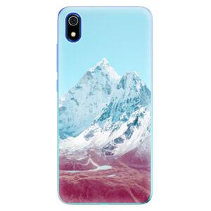 Odolné silikonové pouzdro iSaprio - Highest Mountains 01 - Xiaomi Redmi 7A