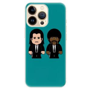 Odolné silikonové pouzdro iSaprio - Pulp Fiction - iPhone 13 Pro