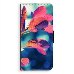 Flipové pouzdro iSaprio - Autumn 01 - Samsung Galaxy A8 Plus