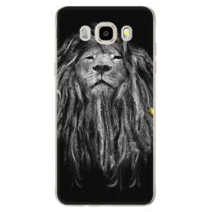 Odolné silikonové pouzdro iSaprio - Smoke 01 - Samsung Galaxy J5 2016