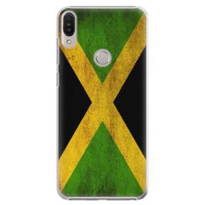 Plastové pouzdro iSaprio - Flag of Jamaica - Asus Zenfone Max Pro ZB602KL