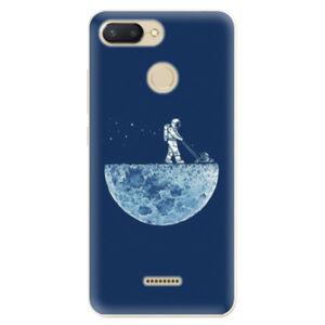 Odolné silikonové pouzdro iSaprio - Moon 01 - Xiaomi Redmi 6