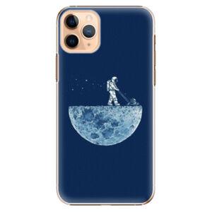 Plastové pouzdro iSaprio - Moon 01 - iPhone 11 Pro Max