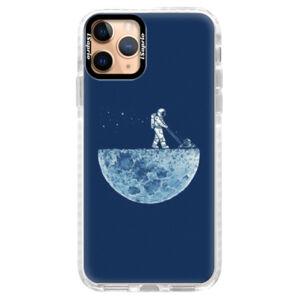 Silikonové pouzdro Bumper iSaprio - Moon 01 - iPhone 11 Pro