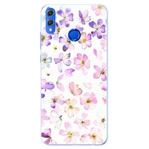 Silikonové pouzdro iSaprio - Wildflowers - Huawei Honor 8X